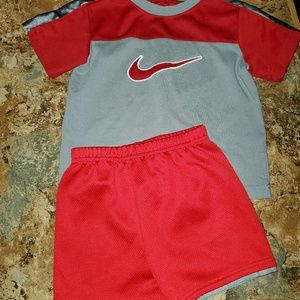 Nike dri fit shorts outfit mix